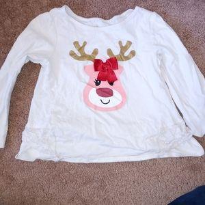 Reindeer Long Sleeve